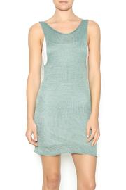 Photo of sleeveless dress