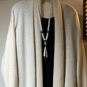 Photo of cashmere robe