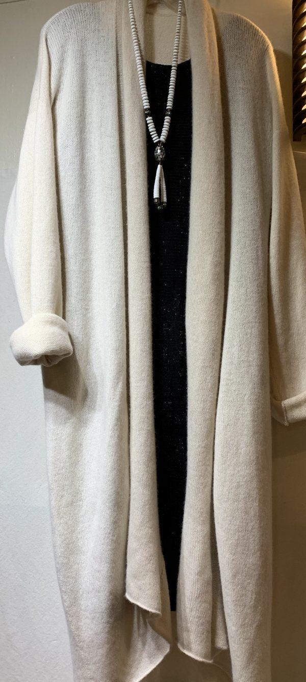 Photo of cashmere robe