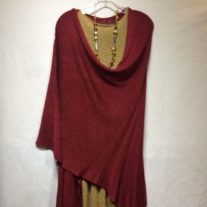 Photo of Rayon Boucle Cape