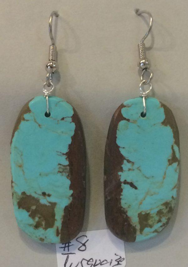 Photo of Turquoise Earrings